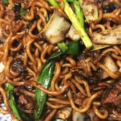 韓国 ジャージャー麺★