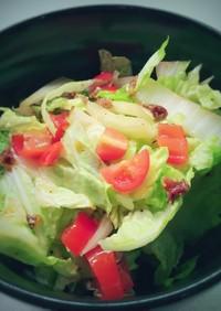 BBQの共 大絶賛の超簡単アンチョビ白菜