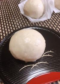 米粉使用のしっとり酒饅頭