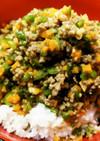 野菜たっぷり肉味噌☆簡単☆ご飯のお供に♪
