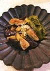 茄子の煮浸し 夏の常備菜