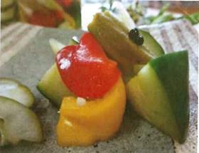 【京都丹波】夏野菜のピクルス