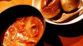 トマト大量消費に!トマトたっぷりスープ☆