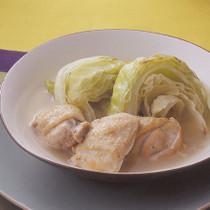 キャベツと鶏肉のポトフー
