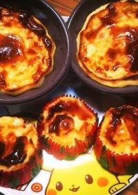 低糖質★簡単バスク風チーズケーキ糖質制限