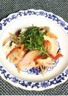 夏野菜と鶏むね肉の南蛮漬け