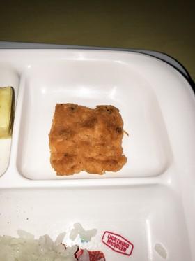 ●離乳食後期●鮭フレークのムニエル●