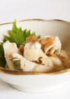 鶏ささみの和風マリネ 梅シソ風味