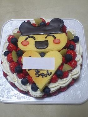 まめっちケーキ