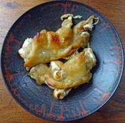 焼き豚足の作り方(博多風)の写真