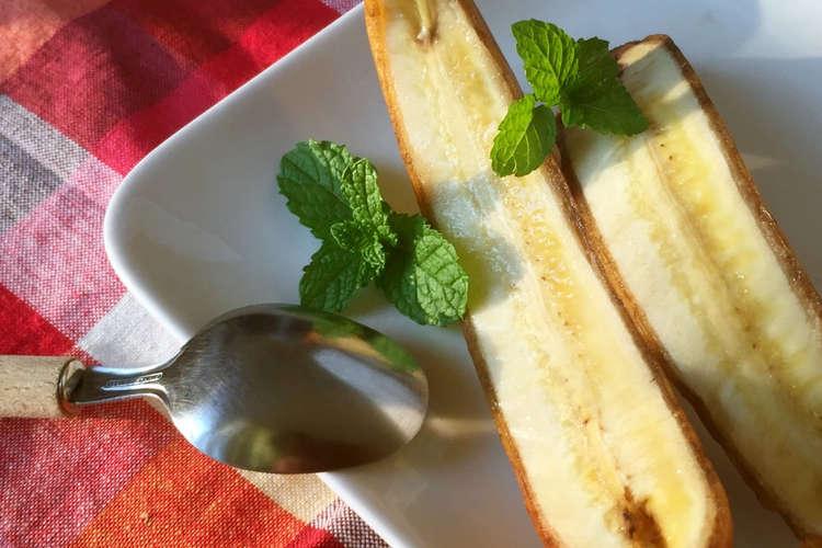 冷凍 ごと バナナ 皮 冷凍バナナの上手な解凍方法を知りたい!レンジor自然解凍どっちがいいの?