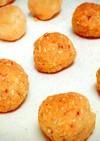 さっくり米粉スノーボールクッキー