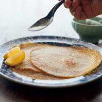 イギリス風パンケーキ