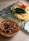 さっぱり簡単柚子胡椒味のタレ*つけ麺