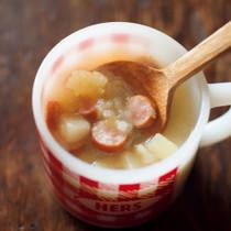 ジャガイモのスープ