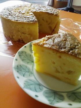 柚子のバターケーキ