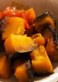 ホクホク!美味しい!簡単かぼちゃの煮物