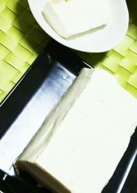 ゼラチン不使用ホワイトチョコのレアチーズ