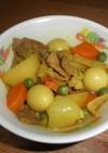 うずら卵と野菜のカレー煮★宇都宮学校給食