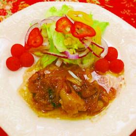 チキンガーリックステーキ