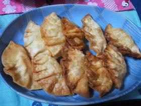 ☆カリカリチーズ餃子☆