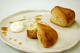 パン用粉で☆さくさくホロリ食感スコーン