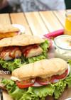 サンドイッチ用マスタードバター