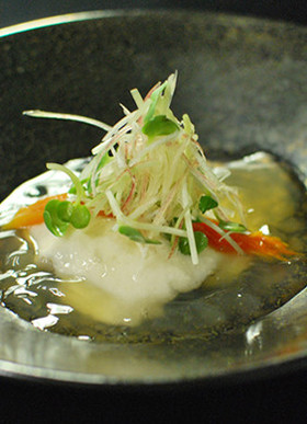 サゴシ(鰆)の酢の物