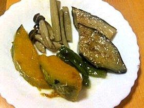 ごま油&ショウガ香る♪野菜の揚げ浸し