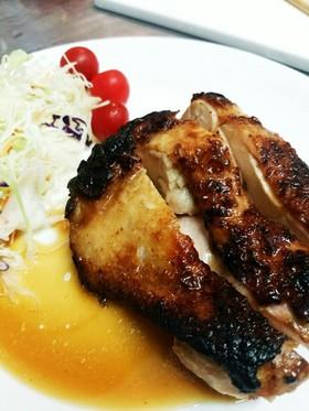 簡単★鶏もも肉の照り焼き!