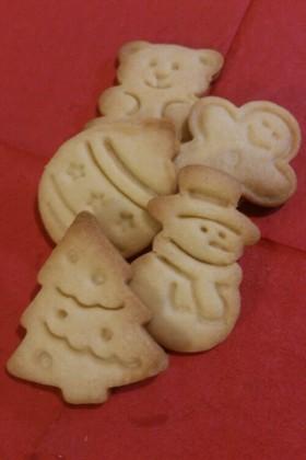 ココナッツ☆クッキー 型抜き