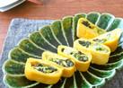 簡単アレンジ卵☆野沢菜の卵焼き