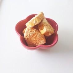 驚きの美味しさ☆簡単パイナップルきな粉☆