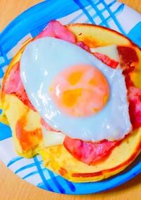 おしゃれな朝のインスタ映え♡パンケーキ