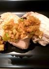 生姜香る レンジで蒸し鶏