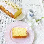 ♥ヨーグルトレモンケーキ♥の写真