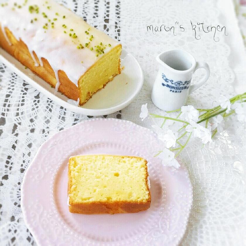 ♥ヨーグルトレモンケーキ♥