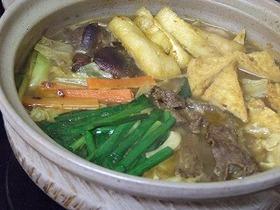 ピリ辛カレー鍋♪