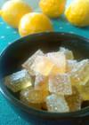 レモンのグミキャンディー♡簡単
