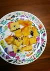 [離乳食]レンジでフレンチトースト