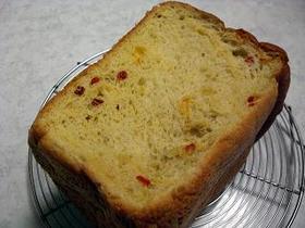 蕎麦粉入りクコの実パン