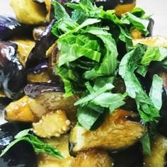 簡単美味☆茄子の炒め物