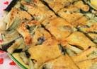 茄子&とろけるチーズのチヂミ
