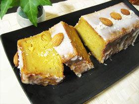 柿風味のウィークエンドケーキ