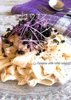 ツナとピーラー大根の簡単サラダ