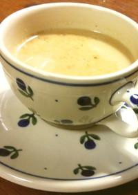 アーモンドミルクのチャイ