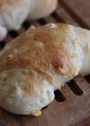 自家製酵母のコーンパン