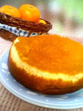 ヨーグルト400g☆しっとりチーズケーキ