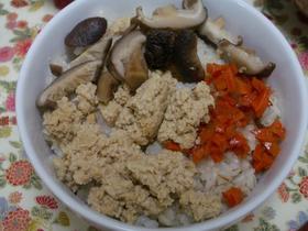 ☆冷凍した豆腐で♪豆腐そぼろ★