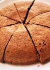炊飯器で簡単☆キャロブパウダー米粉ケーキ